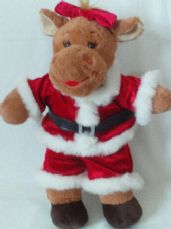 Adorable Big 'Reindeer' Build-a-Bear